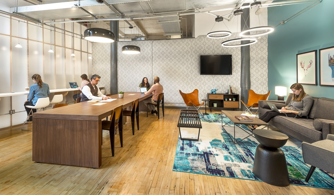Who Uses Coworking Spaces?