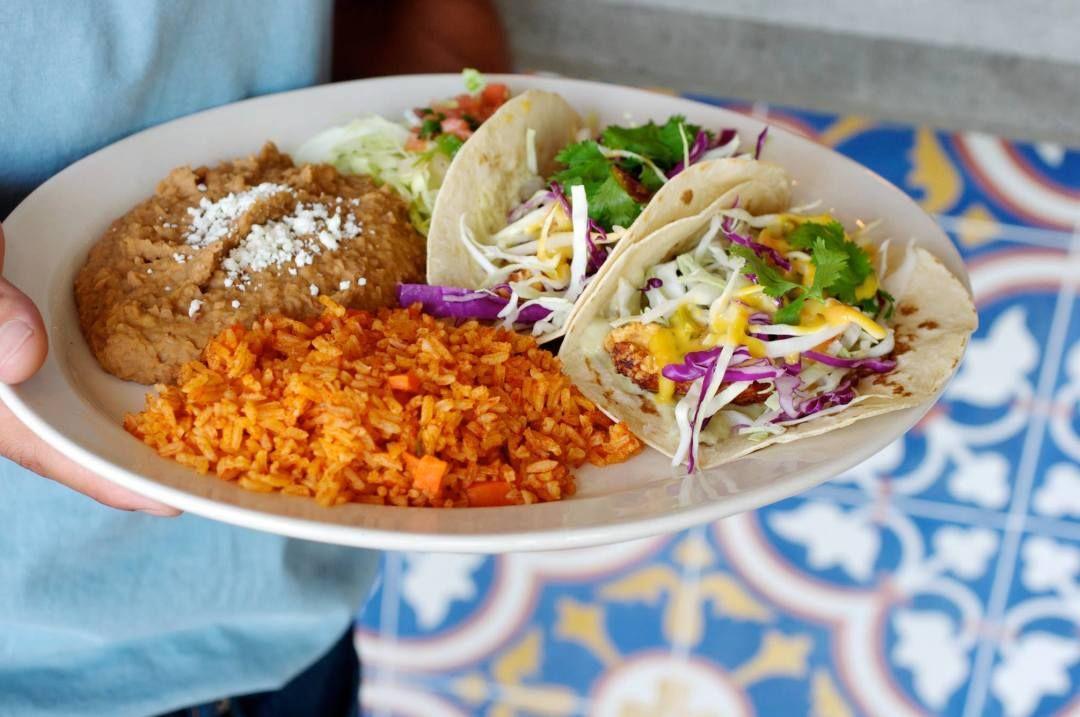 Moderno Tacos