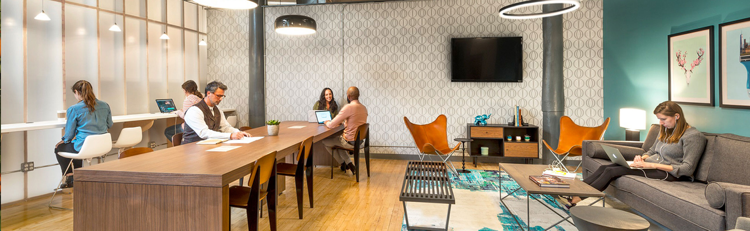 Most Amazing NYC Coworking Office Spaces
